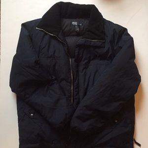 Polo Ralph Lauren Men Navy Puffer Coat